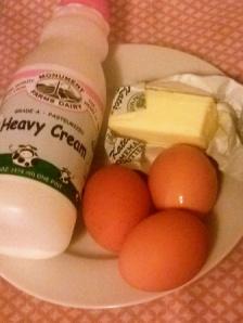 Cream & Eggs