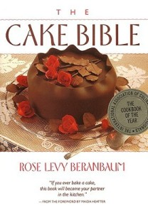 Cake Bible Cover