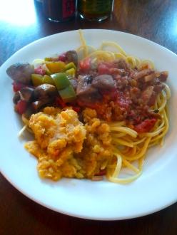 Eritrean Dish