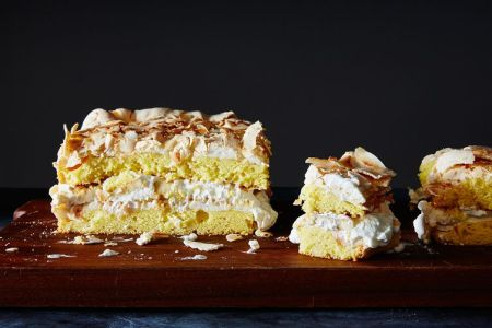 Banana Coconut Cake from Food52.com