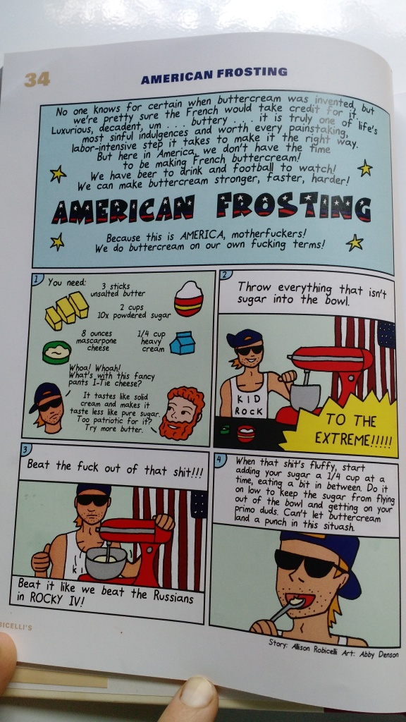 American Frosting 1