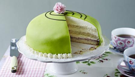 Princess Cake photo from the BBC